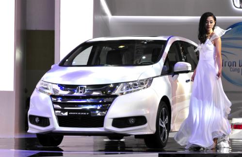 Honda Odyssey - xu hướng xe gia đình mới cho Việt Nam 1
