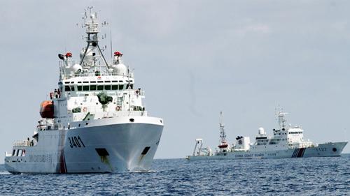 Mỹ lo bị tàu Trung Quốc bủa vây ở Biển Đông 1