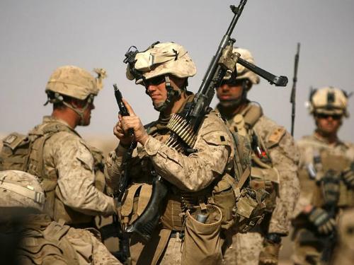 Đội đặc nhiệm mật Delta của Mỹ 1