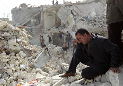 Những cặp kình địch trong hội nghị hòa bình Syria 3