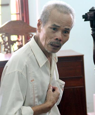 Ông cụ Đài Loan giết vợ trẻ: 'Cho tôi ở tù 2 năm thôi'