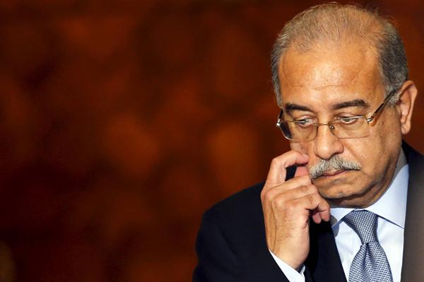 [Caption]Thủ tướng Sherif Ismail