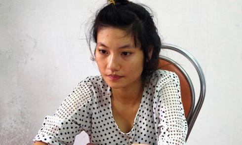 Thiếu nữ xinh đẹp vận chuyển thuê gần 0,5 kg ma túy đá