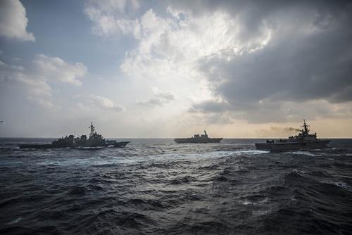 Trông đợi đổ dồn vào Nhật khi Mỹ tìm đối tác tuần tra Biển Đông 2