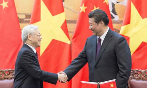 """GS Thayer: """"Ông Tập muốn xây dựng hình ảnh Trung Quốc mềm mại khi thăm Việt Nam"""" 1"""