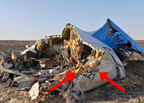 Vì sao máy bay Nga có thể vỡ tung giữa không trung 2