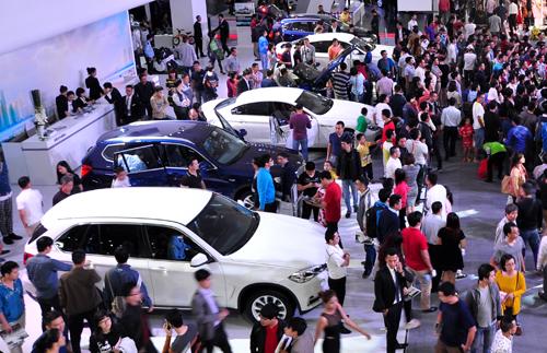 Những chính sách về ôtô hiệu lực từ 2016 tại Việt Nam 1