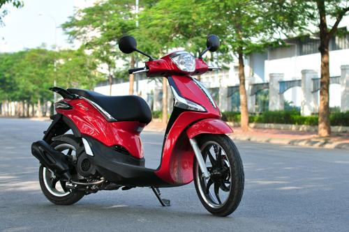 Phân biệt xe máy và xe gắn máy ở Việt Nam 1