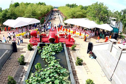 TP HCM chi hơn 900 tỷ đồng xây hạ tầng công viên lịch sử 1