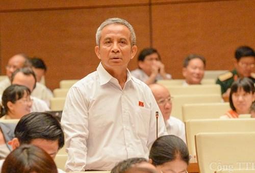 Đại biểu Quốc hội đề nghị đẩy mạnh dân sự hóa Trường Sa 1