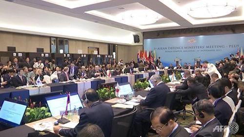 Cuộc đối đầu khiến hội nghị quốc phòng ASEAN hủy tuyên bố chung