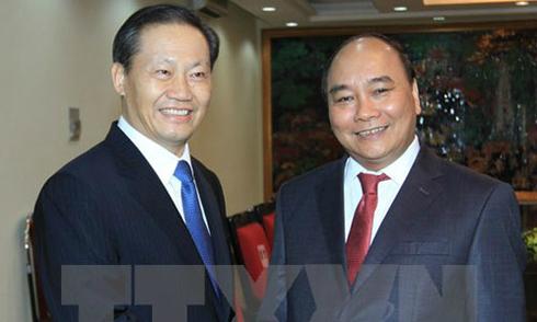 Việt - Trung thúc đẩy hợp tác ở biên giới