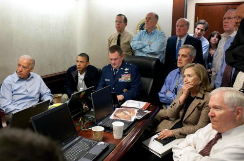 Cuộc đột kích bin Laden được dọn đường pháp lý như thế nào 4