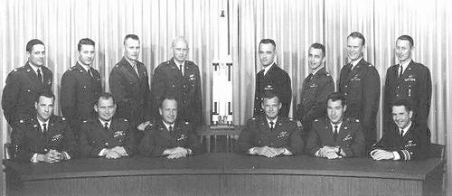 Kế hoạch đưa người lên vũ trụ do thám Liên Xô của Mỹ 2