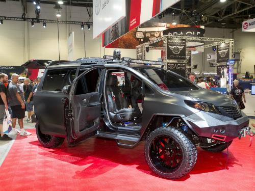 Toyota UUV - xe offroad chuyên dụng đặc biệt 1