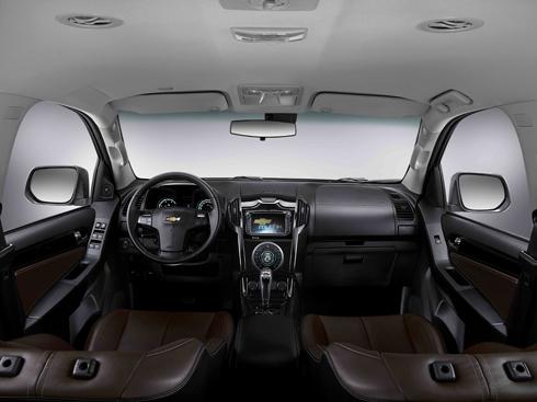 Chevrolet Colorado High Country ra mắt tại Việt Nam 2