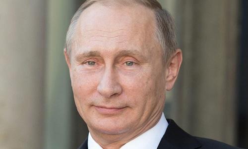 Putin ba năm liền là người quyền lực nhất thế giới
