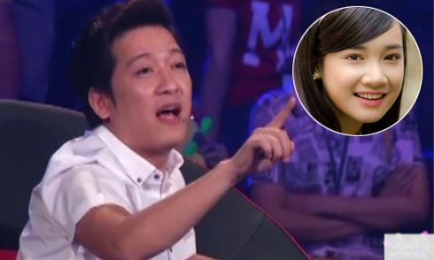 Trường Giang bị Trấn Thành 'đá xoáy' vì khen Nhã Phương dễ thương