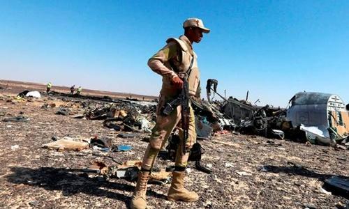 Putin sẽ làm gì nếu đúng IS đánh bom máy bay chở khách Nga 1