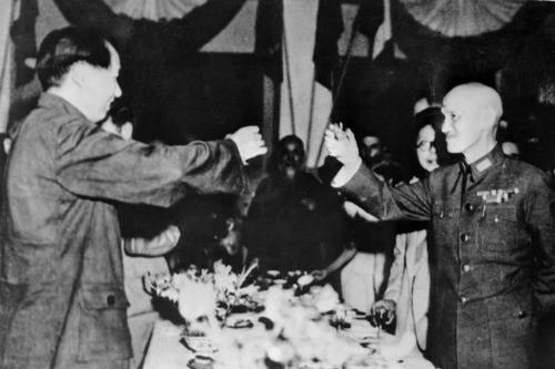 Cuộc gặp cuối cùng giữa Mao Trạch Đông và Tưởng Giới Thạch 1