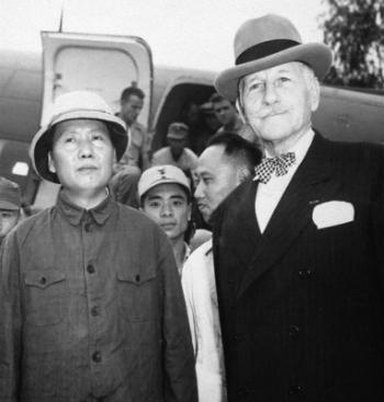 Cuộc gặp cuối cùng giữa Mao Trạch Đông và Tưởng Giới Thạch 2