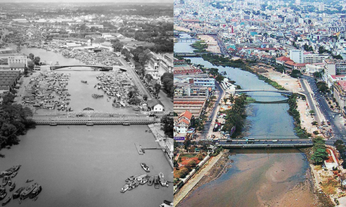 Khánh Hội - cầu quay độc nhất của Sài Gòn