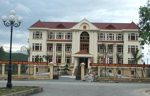 Trộm đột nhập trụ sở huyện, lấy 200 triệu đồng