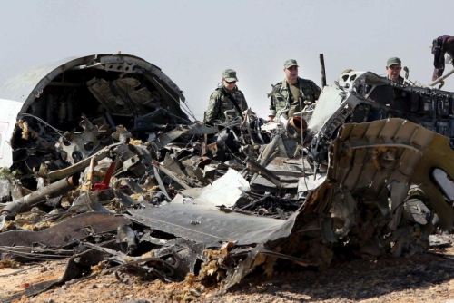 Tình báo Anh, Mỹ nghi có bom trong khoang hành lý máy bay Nga