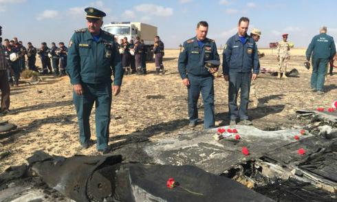 Nhà điều tra Ai Cập chắc chắn 90% máy bay Nga bị đặt bom