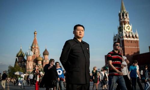 Cuộc sống của các bản sao Kim Jong-un 1