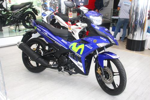 Chi tiết Yamaha Exciter 150 Movistar mới 1