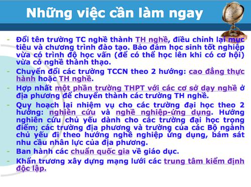 ba-to-chuc-kien-nghi-chinh-phu-co-cau-he-thong-giao-duc-quoc-dan-3