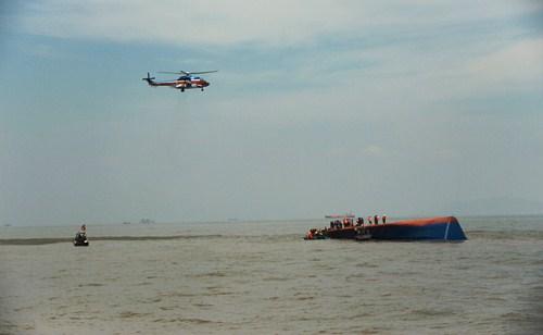 Tìm thấy thi thể thuyền viên cuối cùng tàu Hoàng Phúc 18 1