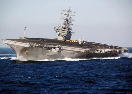 Toàn bộ tàu sân bay Mỹ nguy cơ vắng bóng trên biển 1