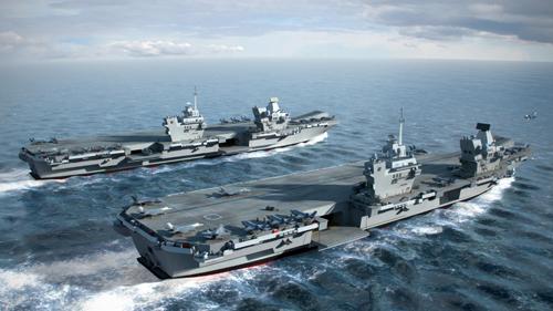 Toàn bộ tàu sân bay Mỹ nguy cơ vắng bóng trên biển 2