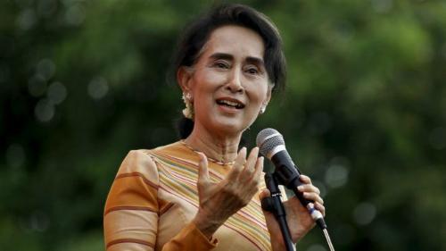 Aung San Suu Kyi - chân dung biểu tượng dân chủ toàn cầu 2