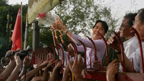 Aung San Suu Kyi - chân dung biểu tượng dân chủ toàn cầu 3