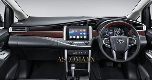Toyota Innova thế hệ mới cải tiến thiết kế 2