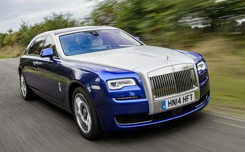 Rolls-Royce và đợt triệu hồi lạ 1