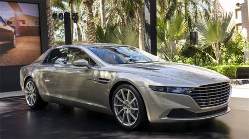 Triển lãm xe cho khách hàng siêu giàu ở Dubai 2