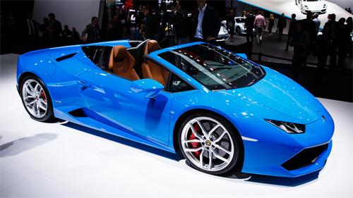 Triển lãm xe cho khách hàng siêu giàu ở Dubai 8