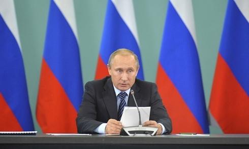 Putin không dự APEC ở Philippines