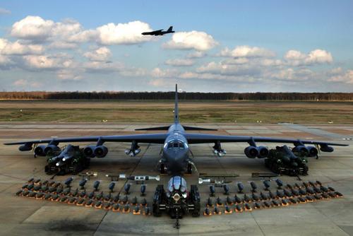 Pháo đài bay B-52 - vũ khí Mỹ răn đe Trung Quốc trên Biển Đông 2