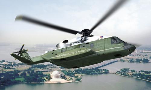Siêu trực thăng mới của tổng thống Mỹ giá 1,2 tỷ USD 1