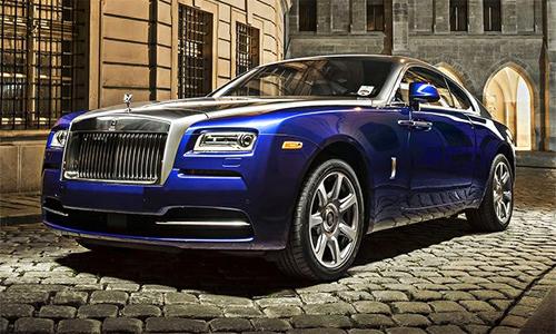 Top 10 xe hơi đắt nhất Mỹ 2015 1