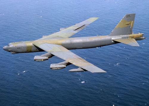 Pháo đài bay B-52 - vũ khí Mỹ răn đe Trung Quốc trên Biển Đông 1