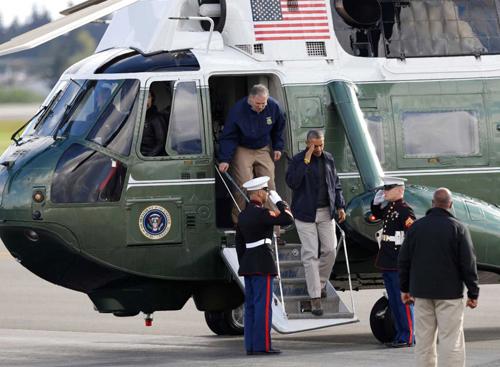 Siêu trực thăng mới của tổng thống Mỹ giá 1,2 tỷ USD 2
