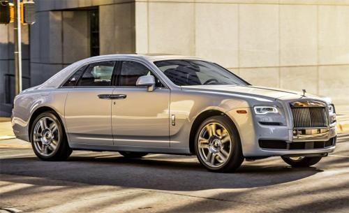 Top 10 xe hơi đắt nhất Mỹ 2015 5