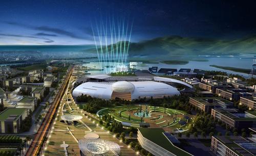 """Lãnh đạo Khánh Hòa: """"Đã chuẩn bị 4.300 tỷ xây Trung tâm hành chính"""" 2"""
