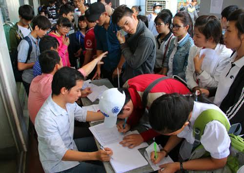 Kỳ thi THPT quốc gia có thể rút ngắn xuống còn 3 ngày